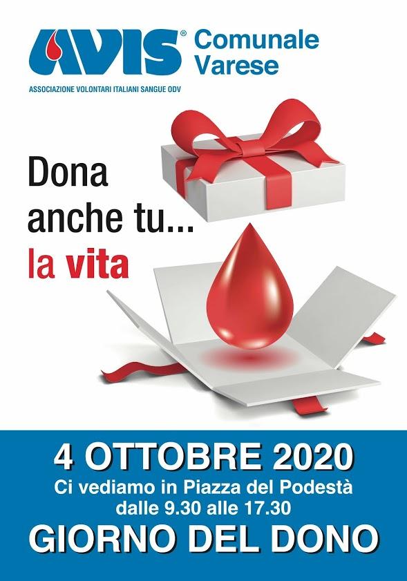 Giorno del Dono 2020