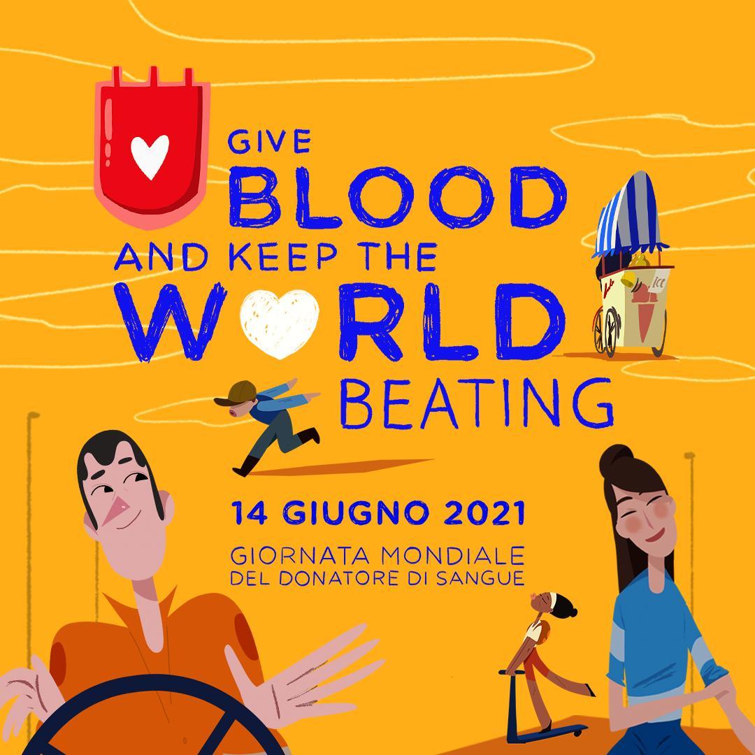 Giornata mondiale del donatore di sangue